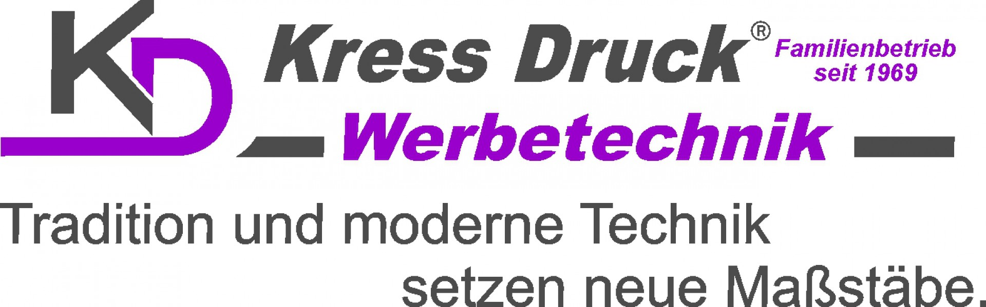 Kress Druck & Werbetechnik Bergrheinfeld